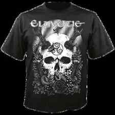 ELUVEITIE - THE ANTLERED ONE  T-SHIRT GRÖßE/SIZE M NEU