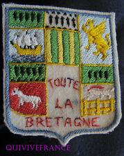 BG5324 - PATCH ECUSSON TOUTE LA BRETAGNE