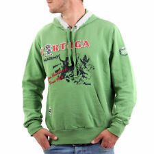 Sudaderas de hombre en color principal verde talla L