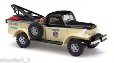 Busch 44017 Dodge Power Abschlepper, H0 Vehículo Modelo 1:87