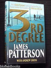 JAMES PATTERSON: 3rd Degree - 2004-1st, Detective Lindsay Boxer Crime Thriller
