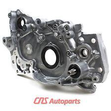 98-01 Mitsubishi 2.0L Lancer Evolution V VI EVO 5 6 CP9A 4G63T Engine Oil Pump