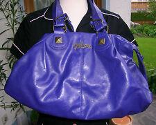* NEU * Original Volcom Handtasche Shopper Bag Circus Freak  lila blau