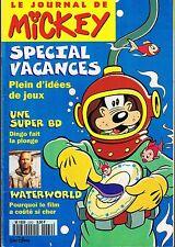 journal De MICKEY n° 2262 25 octobre 1995 revue magazine casper génius déblok