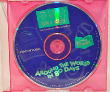 EA Kids Around the World in 80 Days CD by Novotrade | Macintosh Ship Free