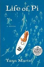Life of Pi by Yann Martel (2010, Paperback, Large Type)