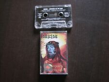 DEICIDE - Serpents Of The Light MC Rare 1998 version MALEVOLENT CREATION VADER