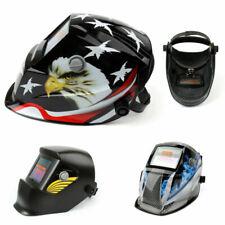 Pro Solar Auto Darkening Welding Helmet Tig Mask Grinding Welder Protective US