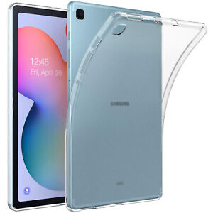 """TPU Clear ShockProof Back Case Cover For Samsung Tab A7/S6 10.4"""" (2020) & 10.1"""""""
