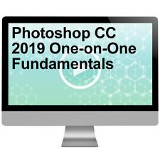 Photoshop CC 2019 One-on-One Fundamentals Video Training