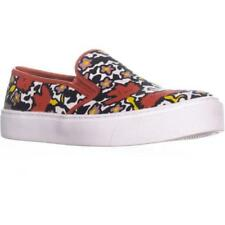 Coach Canvas Low (3/4 in. to 1 1/2 in.) Heel Athletic Shoes for Women