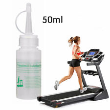 50ml Clear Silicone Oil Treadmill Belt Lubricant Walk Running Lube Plate Board S