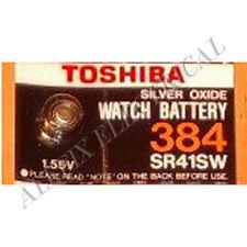 SR41SW Silver Oxide 1.55Volt Watch Battery
