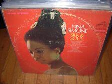 NINA SIMONE silk & soul ( jazz )