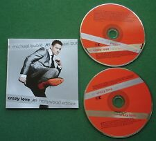 Michael Buble Crazy Love Hollywood Edition inc Haven't Met You Yet + 2 x CD