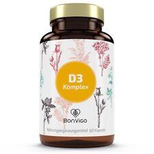 ( 83,13€/ 100 g) Vitamine D3 avec Vitamine K2 et graines de chanvre - bonvigo