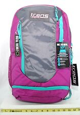 """JanSport School Student Backpack 20"""" Capacitor Berry Perfect New with Tags"""