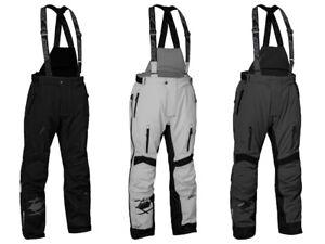 New Castle X Men's Flex Bib - Silver, Charcoal, Black