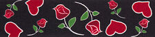 1/2 Inch Roses for My Valentine Photo Quality Polyester, 20 Yards