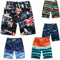 Summer hot swiming surf board trunks new swimsuit Men's shorts short pants beach