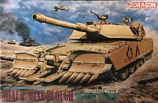 "Dragon/DML 1/35 M1A1 with Mine Plough ""Desert Storm"" - DML3516"