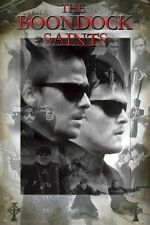 THE BOONDOCK SAINTS ~ COLLAGE 24x36 MOVIE POSTER Norman Reedus Sean Flanery
