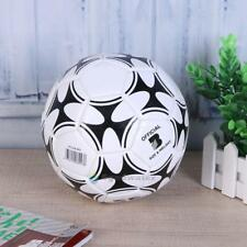 Kids Pupils Students PVC Football Soccer Ball Size 3 for Lined Match Training