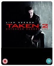 TAKEN 2 Limited Edition Blu-Ray Steelbook - 5039036058582 - Next Day Delivery