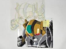 TRANSFORMERS JAPANESE BEAST WARS NEO STAMPY ANIMATION ART CELL CEL LOT 397