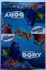 NEW Disney Pixar Finding Dory Chocolate Egg Toy Surprise Box of 6 FREE SHIPPING