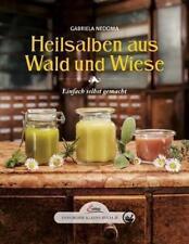 Das große kleine Buch: Heilsalben aus Wald und Wiese von Gabriela Nedoma (2016,