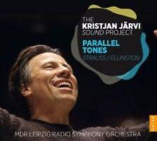 The Kristjan Jarvi Sound Project: Parallel Tones, New Music
