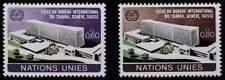 Nations Unies - Geneve postfris 1974 MNH 37-38 - IAO