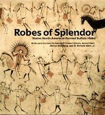 Robes of Splendor: Native American Painted Buffalo Hides-ExLibrary