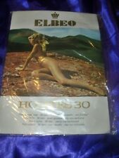 Vintage Elbeo Hotties Feinstrumpfhose Gr. 44-46 paola Collant Tights OVP