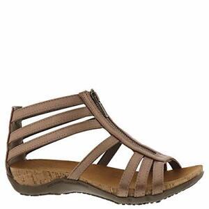 Bearpaw Layla Women's Comfort Slide Sandal Rose Gold - 6 Medium