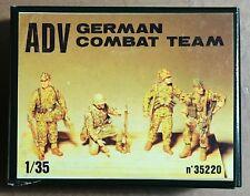 ADV AZIMUT PRODUCTION 35220 - GERMAN COMBAT TEAM - 1/35 RESIN KIT