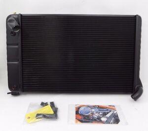 17025 Crossflow Radiator Fits 69-72 Chevy Corvette 5.7L V8 Small Block