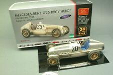 "CMC  Mercedes W25 ""Dirty Hero"" 1934   Maßstab1:18"