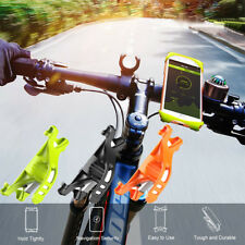 BASEUS Metal+Silicone Bicycle Bike Motorcycle Handlebar Cell Phone Mount Holder