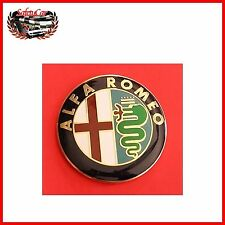 Frise Alfa Romeo Pour Grille Radiateur - Armes - Logo - 166