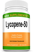 Lycopene 50mg Prostate Support 90 capsules