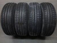 4x Sommerreifen Pirelli Scorpion Verde 215/65 R17 99V DOT: XX16 ca. 8,5 mm