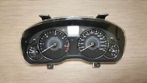 SUBARU OUTBACK BR Speedometer 85002AJ43 Diesel 2013 10715289