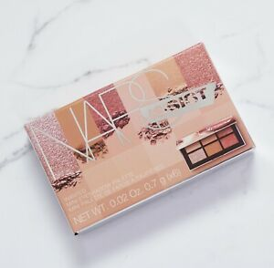 NARS ISSIST Wanted Mini Eyeshadow Palette (100% New & Authentic)