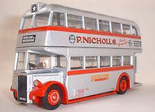 # 31101 EFE Leyland Titan PD2 Highbridge Dachkoffer Doppel Decker Bus 1:76