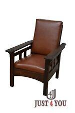 Limbert Antique Quartersawn Oak Mission Morris Chair