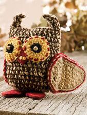 owl toy crochet pattern 99p