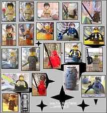 Lego ® Star Wars personajes elegibles set 7131 7161 7139 7124 7201 7264 7140 4500 7130