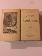 Libro Avventure Di Robinson Crusoe' Di Daniele De-foe